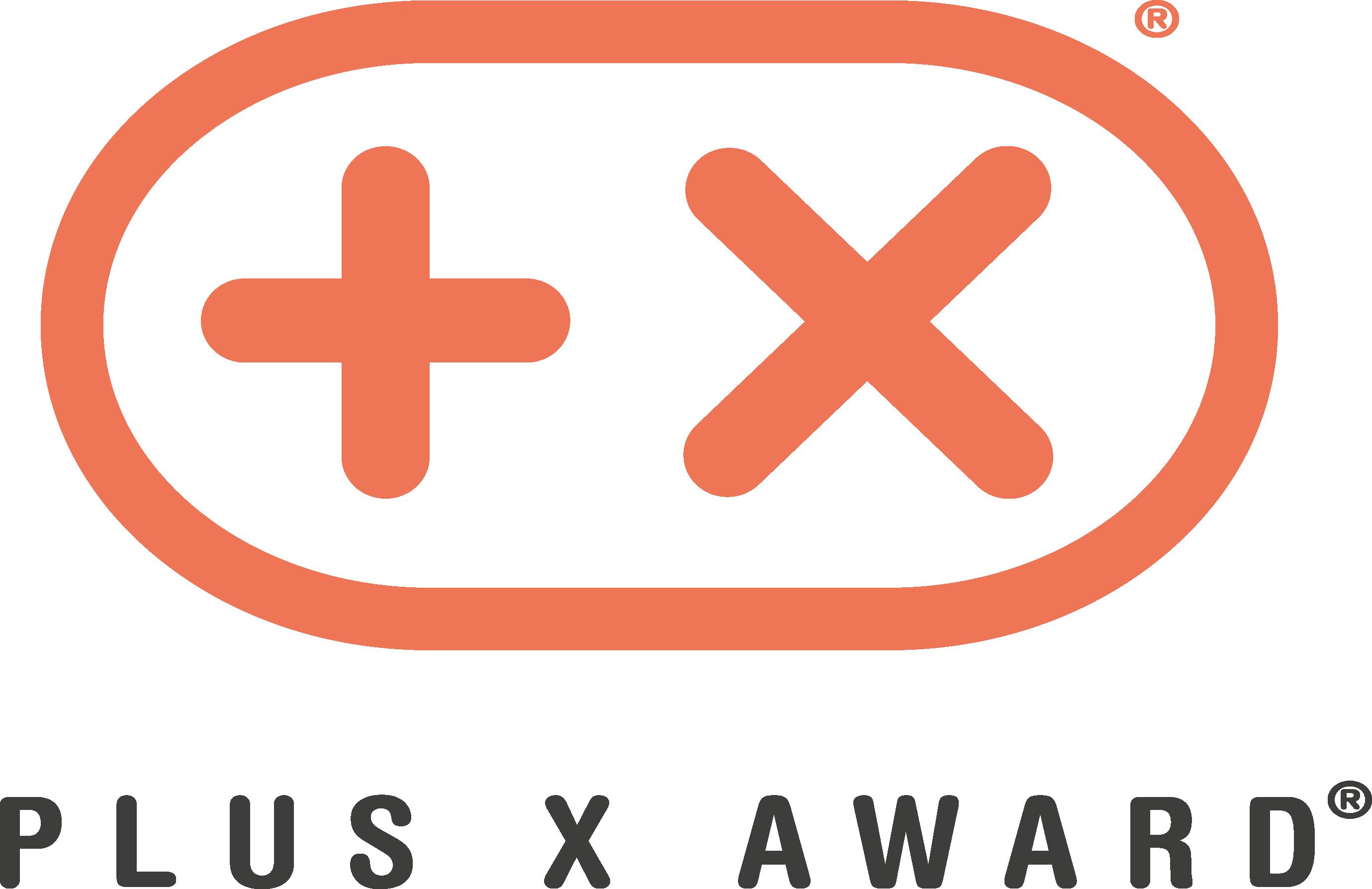 Resultado de imagen de plus x award