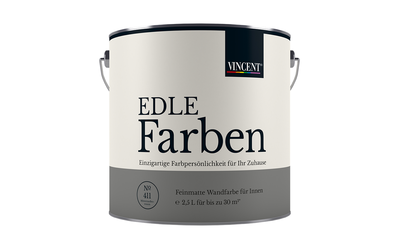 Vincent edle farben plus x award for Edle wandfarben