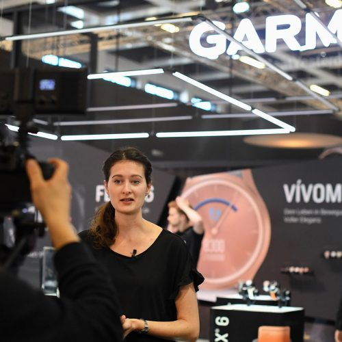 IFA 2019 - IFA Communication - Garmin
