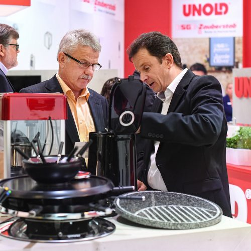 IFA 2019 - IFA Home Appliances - UNOLD