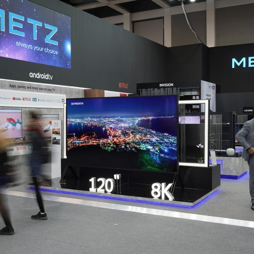 IFA 2019 - IFA Home & Entertainment Electronics - Metz Consumer Electronics
